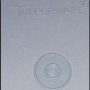 tupperware Kitchen - Tupperware TV trays. 2 trays for $20. off white.